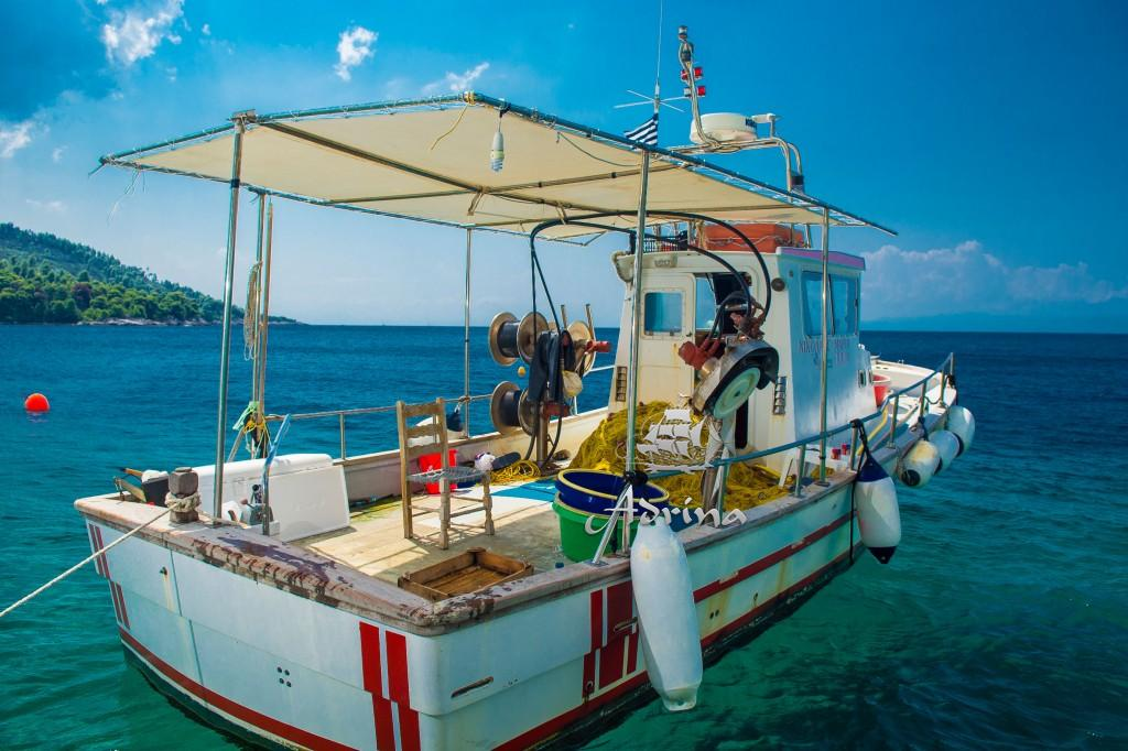 Skopelos-Restaurants-Fishboat